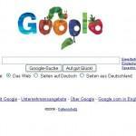 Frühling bei Google