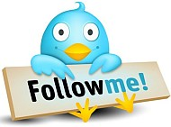 follow me, McBurn @ twitter