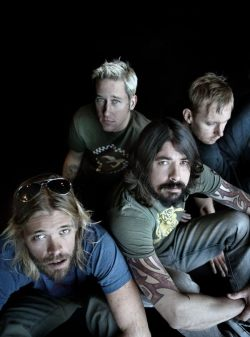 öfter Foo Fighters