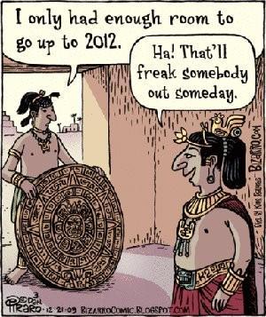 Maya Calendar just a fake? ^^