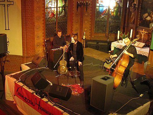 öfter Inga Rumpf Trio @ Christuskirche Hemmoor - Culturkreis Hemmoor e. V.