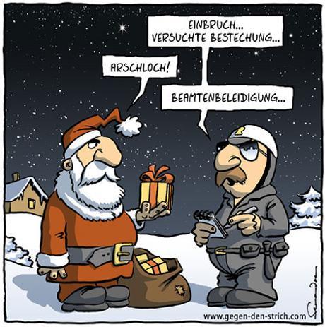 öfter Weihnachten fällt auch dieses Jahr aus!
