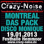 Crazy-Noise Indoor Festival Hemmoor 2013