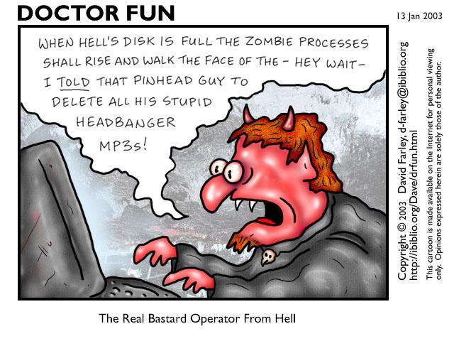 öfter Bastard Operator from Hell