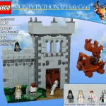 öfter inoffizielle Monty Python Lego-Sets - The French
