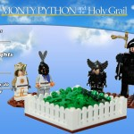 öfter inoffizielle Monty Python Lego-Sets - The Knight Who Say Ni!