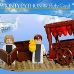 öfter inoffizielle Monty Python Lego-Sets - The Holy Hand Grenade of Antioch