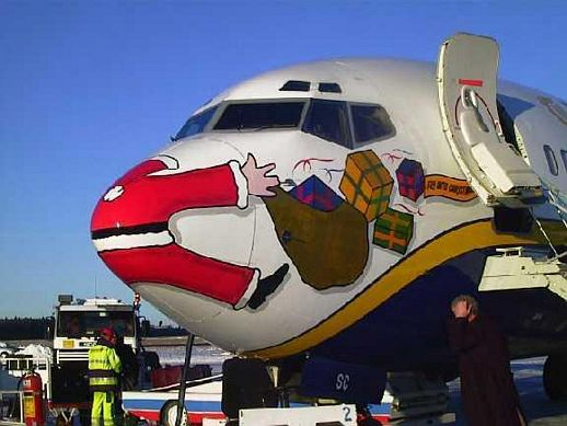 öfter Weihnachten fällt aus! Wegen is nicht!!