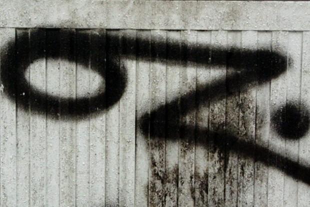 öfter Graffiti-Legende und Künstler OZ