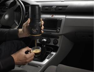 öfter Espresso mit der Handpresso Auto